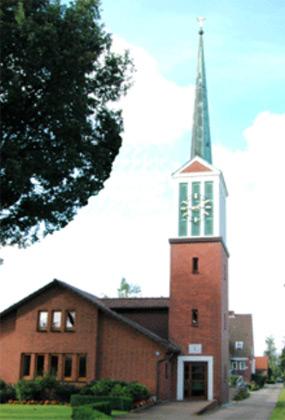 Kirche Fliegenberg