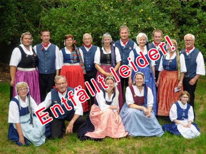 Volkstanzgruppen