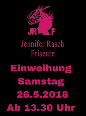 Friseur Jennifer Rasch